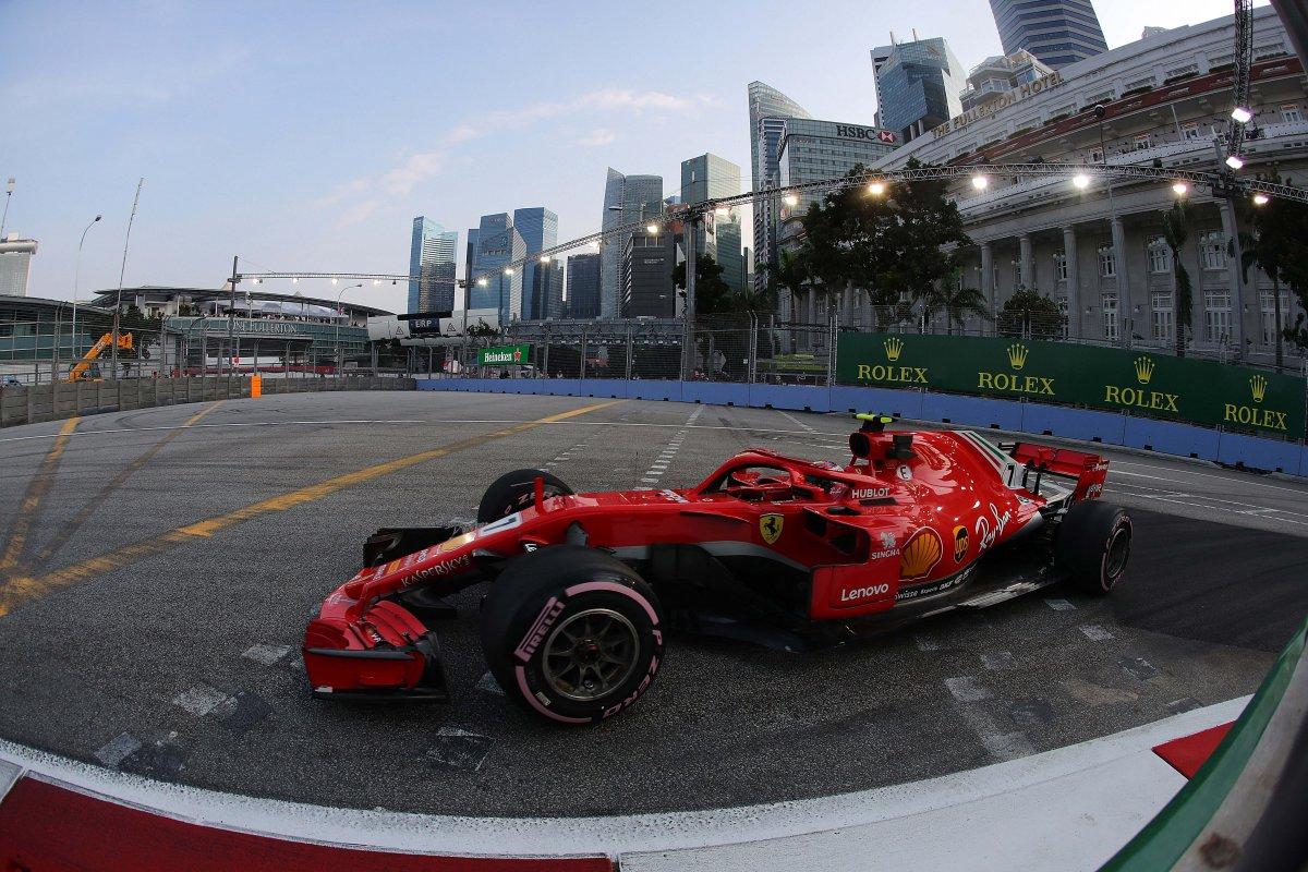 F1 Singapore 2018, Qualifiche - Diretta Esclusiva Sky Sport Uno HD. Differita TV8