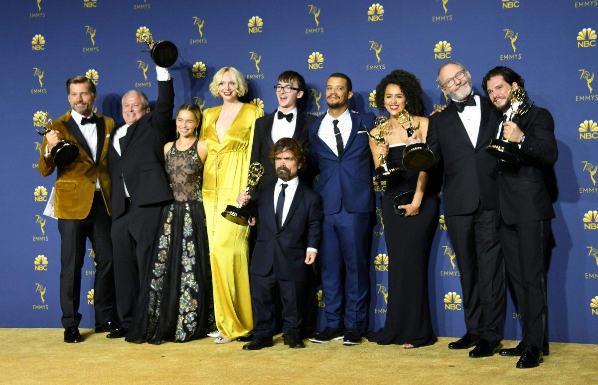 Emmy Awards 2018, trionfo per le serie in onda su Sky Il Trono di Spade e WestWorld