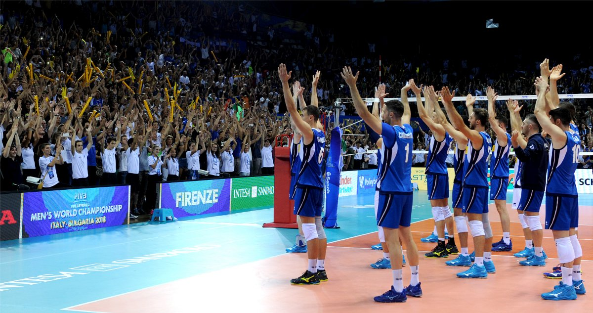 Volley Mondiale 2018 comincia seconda fase con gli azzurri in diretta su Rai 2