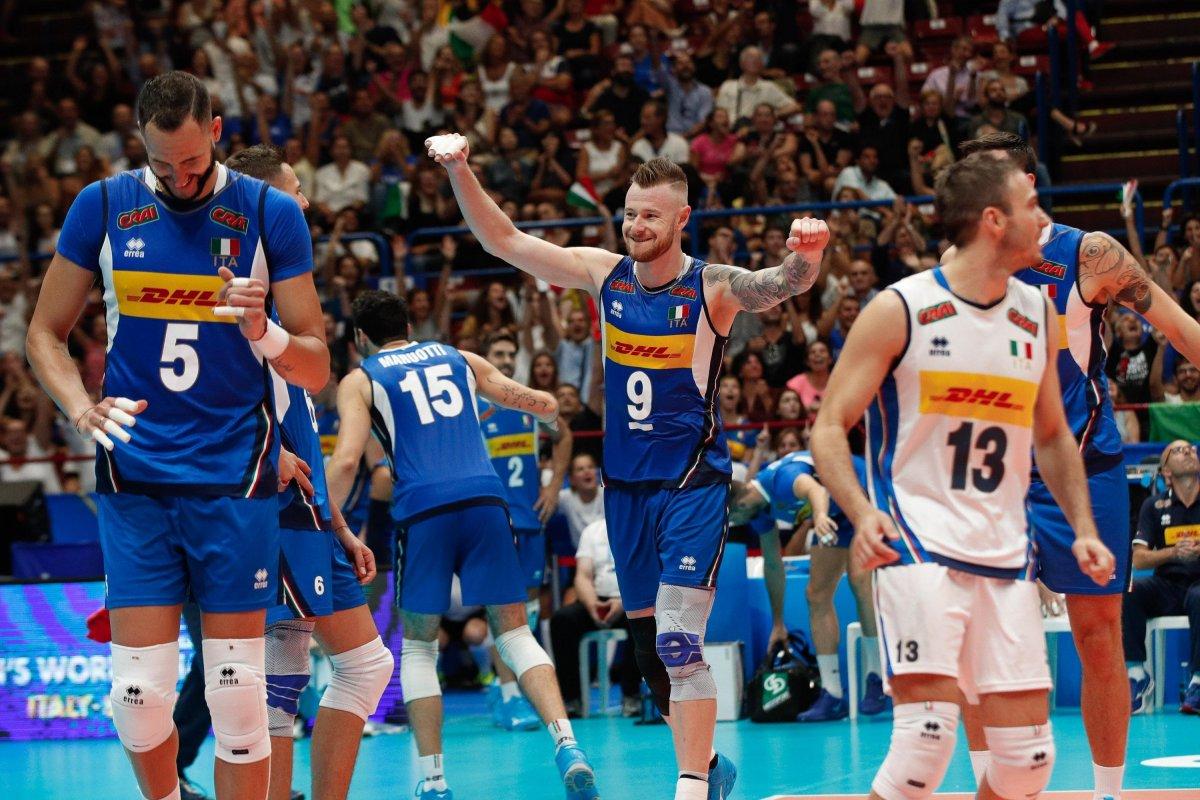 Volley Mondiale 2018 - Final Six: tutte le partite in diretta tra Rai 2 e Rai Sport