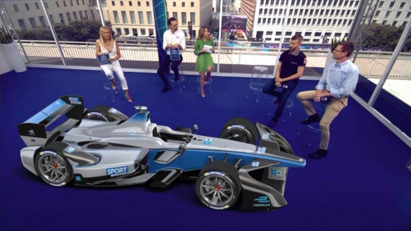 Mediaset rinnova i diritti in chiaro e in HD della Formula E fino al 2023