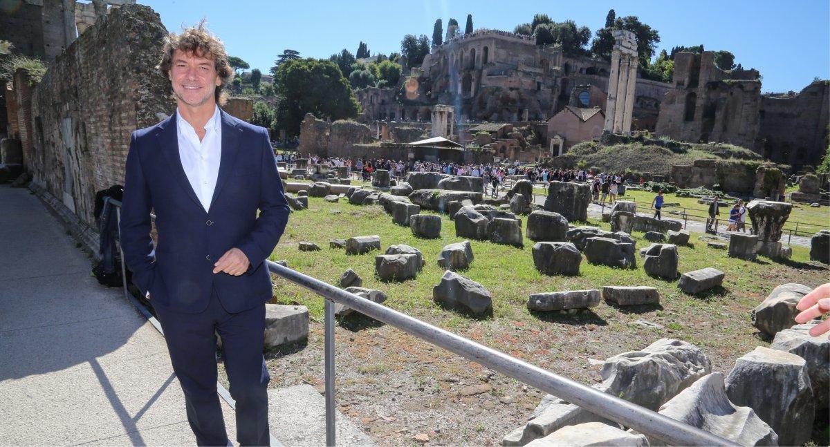 Ulisse - il piacere della scoperta con Alberto Angela, in 4K su tivùsat al canale 210