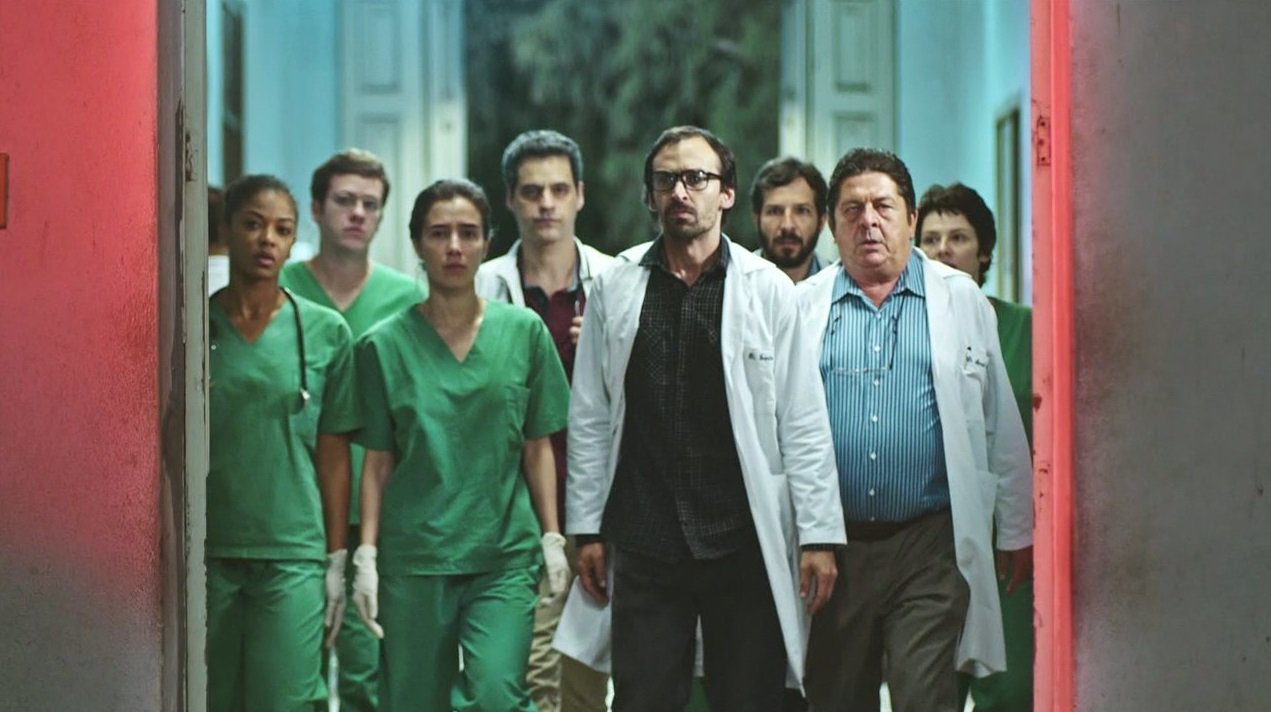 Under Pressure - Pronto Soccorso, su Sky Atlantic il medical thriller brasiliano