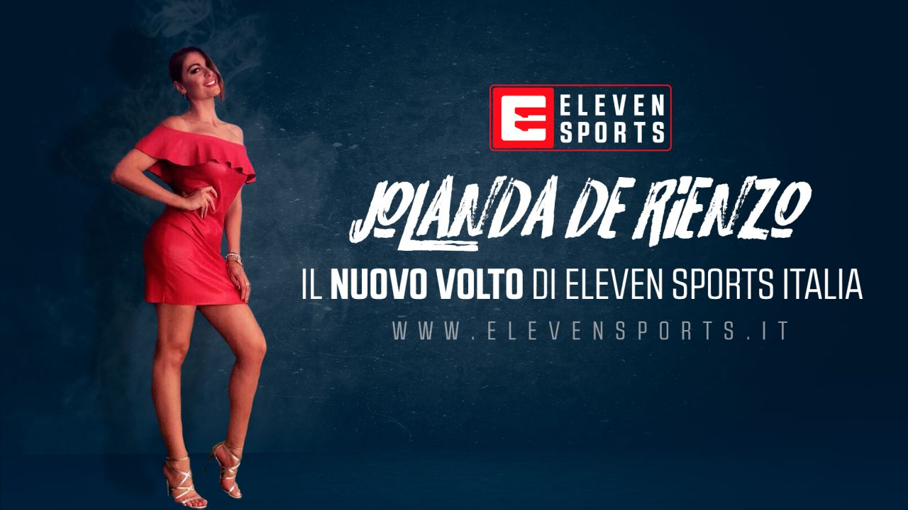 Jolanda De Rienzo curerà su Eleven Sports un magazine sulla Serie C