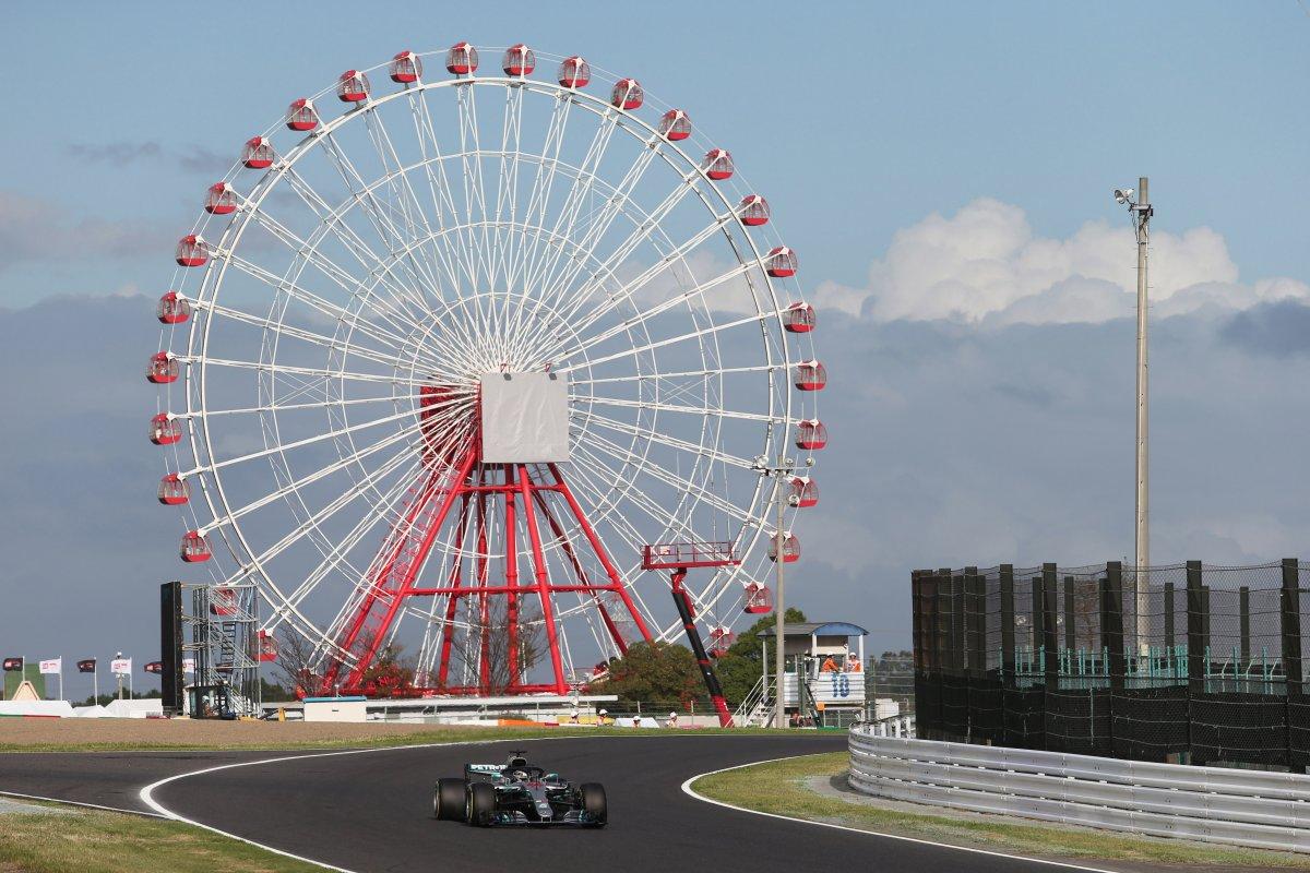 F1 Giappone 2018, Gara - Diretta Esclusiva Sky Sport HD. Differita TV8