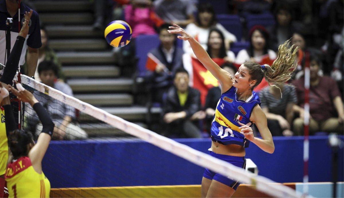 Volley Mondiale Femminile Final Six: Italia - Giappone e Serbia (diretta Rai 2)