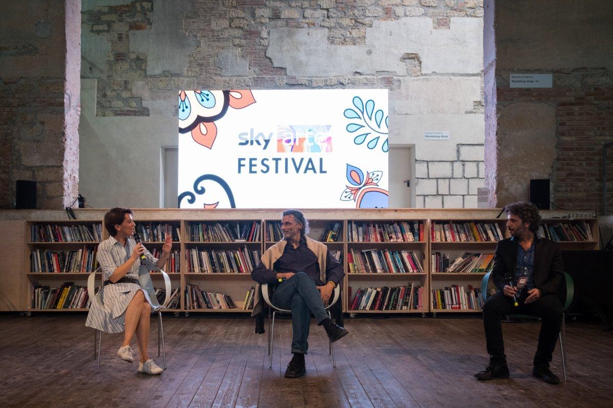 Sky Arte Festival, la due giorni a Palermo ha coinvolto oltre 5 mila persone
