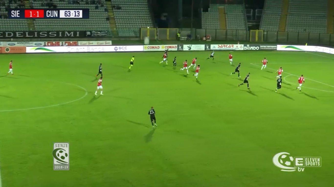 Scuse (e rimborsi) di Eleven Sports per i problemi di ieri sera in Serie C Tv
