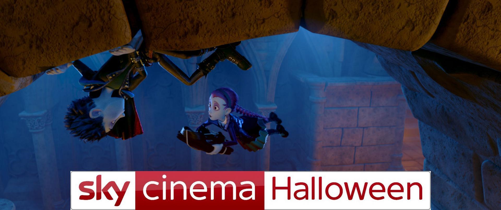 Halloween su Sky Cinema con due canali dedicati alla notte più paurosa