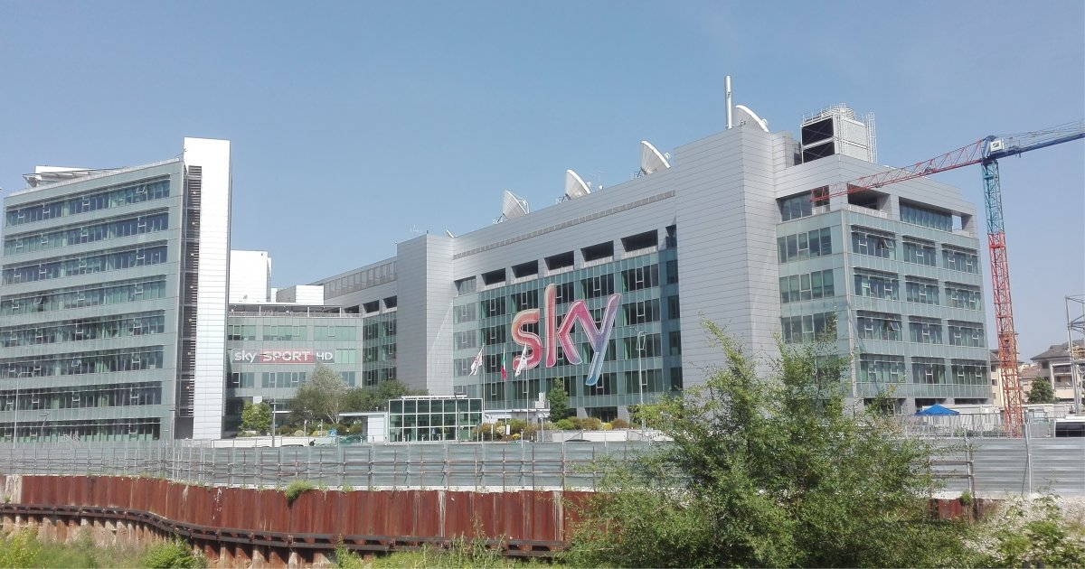 Sky Italia riorganizza le aree Programming e Sky Media, Digital & Data