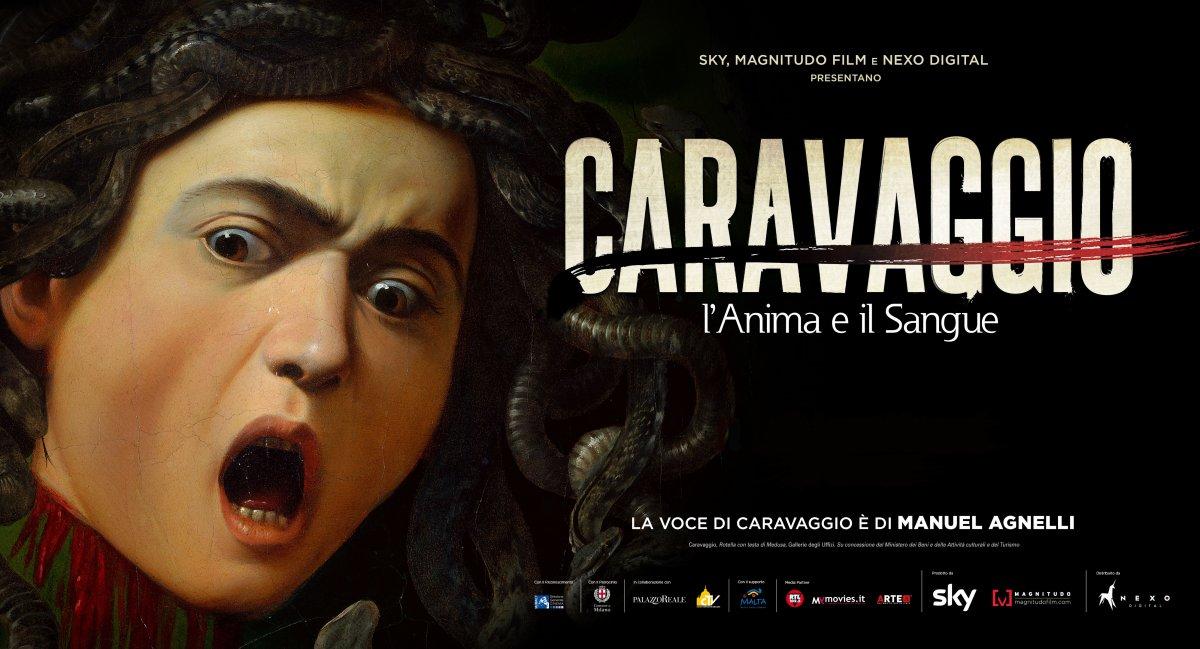 Caravaggio, L'anima e il sangue arriva su Sky (anche in 4K HDR)