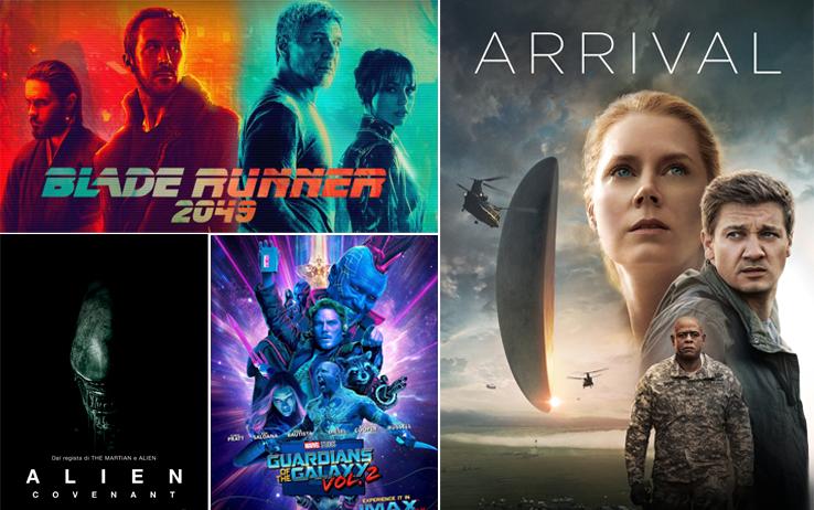Sky Cinema Sci-fi, fantascienza e non solo in un canale dedicato