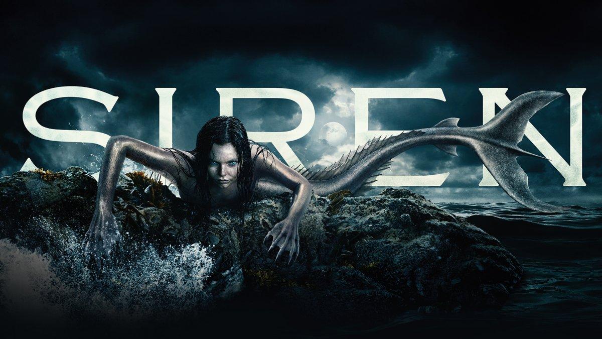 Siren, la serie dark fantasy da oggi in esclusiva su TIMVISION