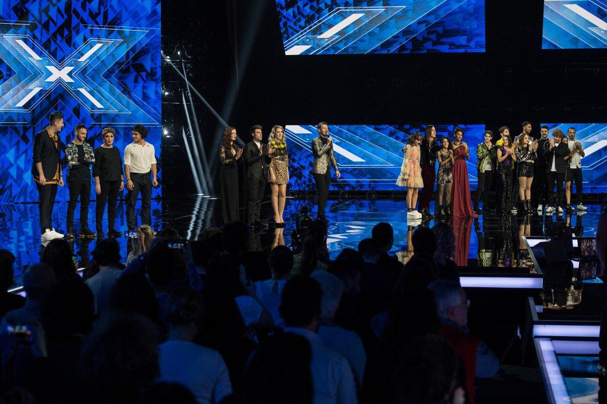 #XF12, ieri Sky Uno quinto canale nazionale. Ancora in crescita i voti e sui social