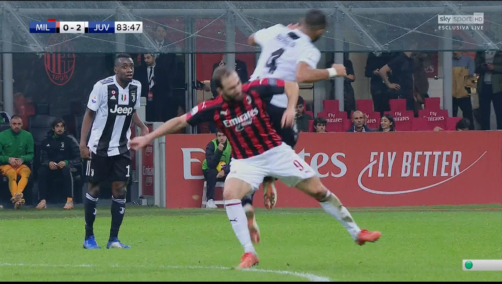 Ascolti Sky Sport - Share record del 10,96% per Milan - Juventus. Bene anche F1 Brasile