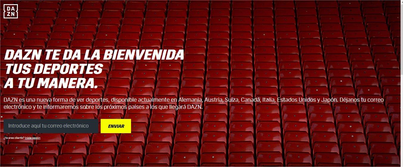 DAZN dal 2019 anche in Spagna con le esclusive MotoGP e Premier League
