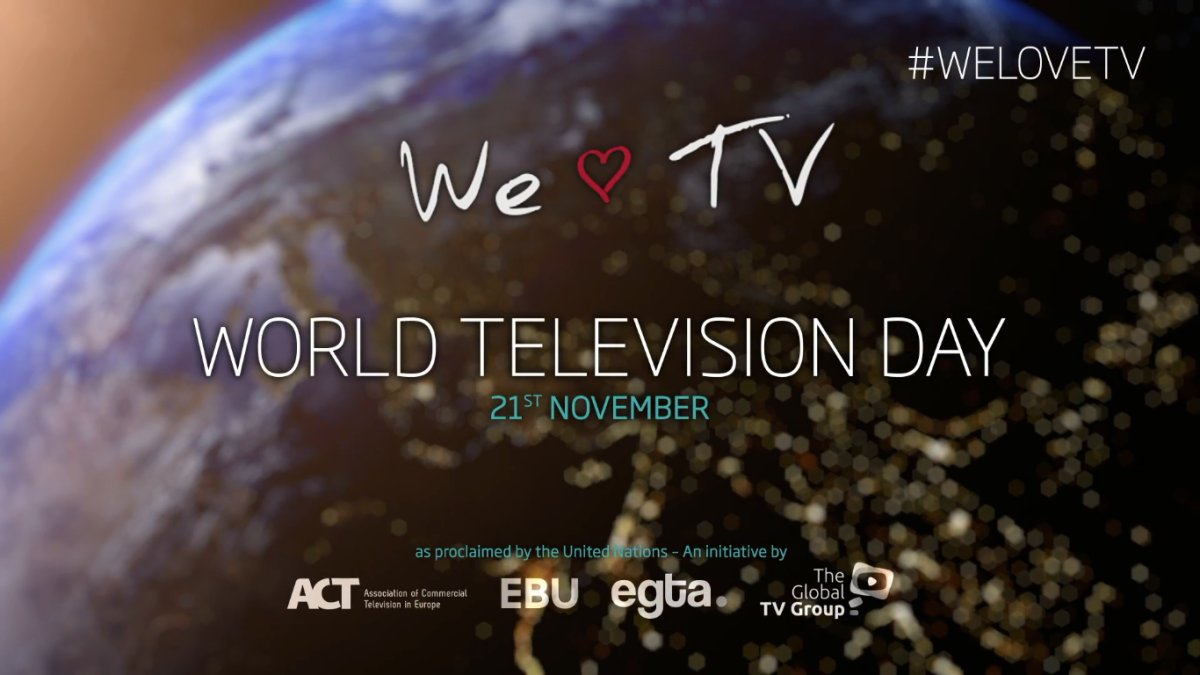 Rai e Mediaset celebrano la 22esima Giornata Mondiale della Televisione