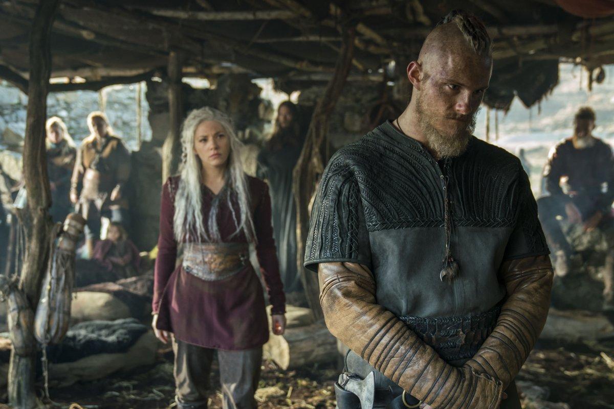 Torna Vikings su TIMVISION a meno di 24 ore dalla messa in onda negli USA