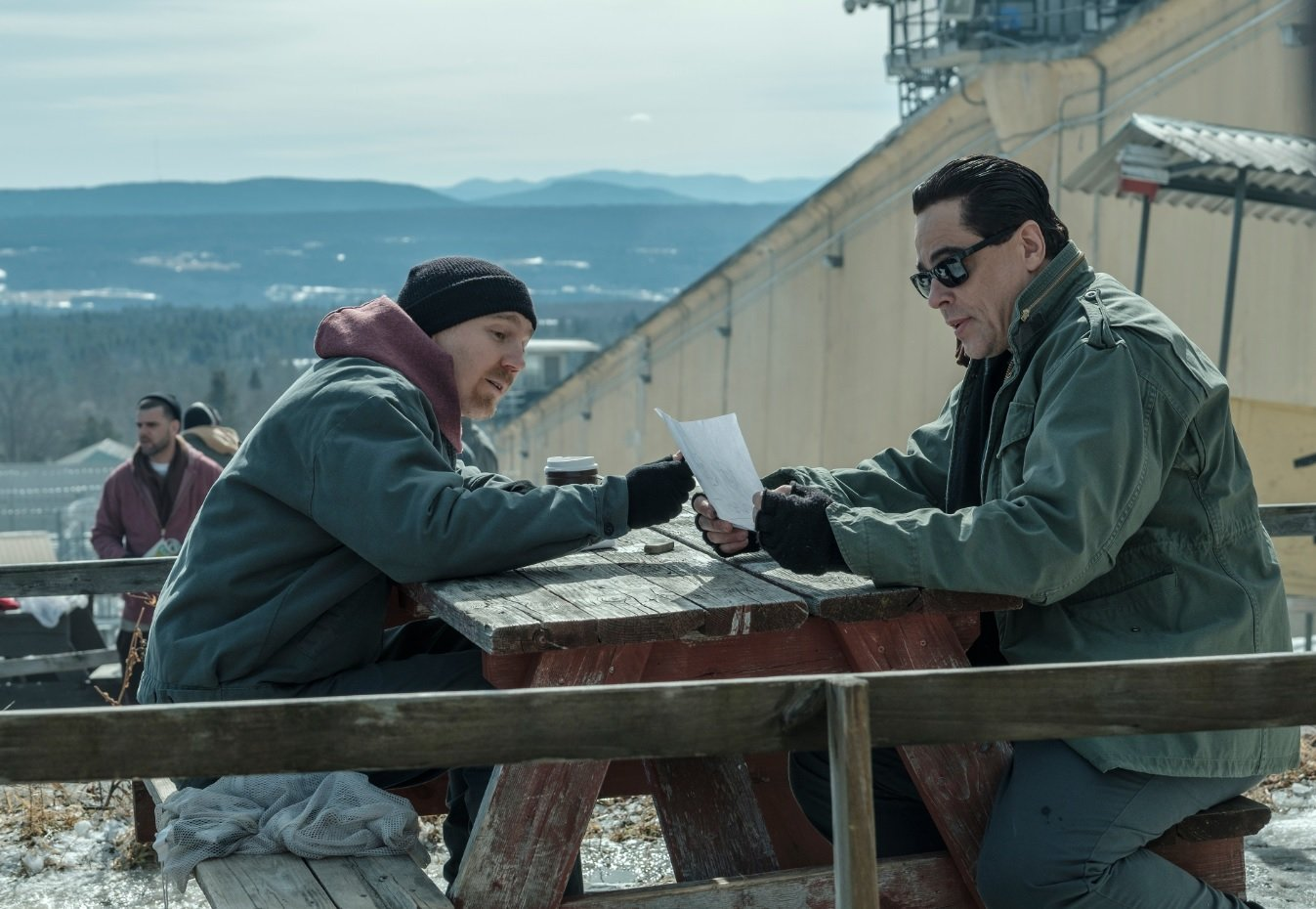 Escape At Dannemora, su Sky Atlantic la prima serie tv diretta da Ben Stiller