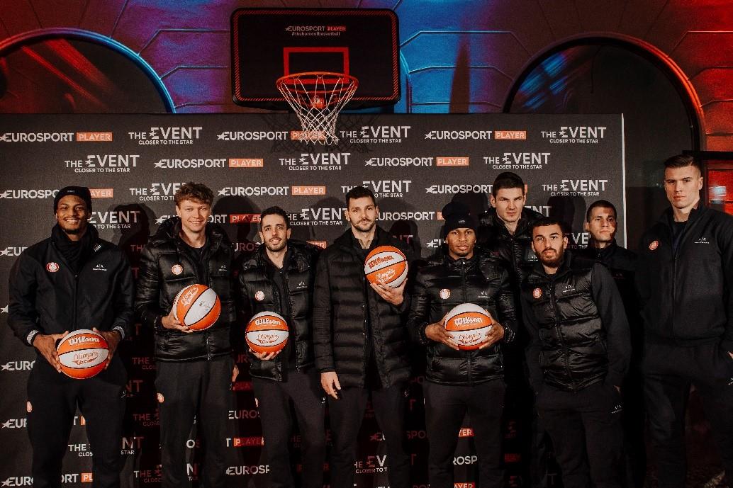 The Event - Closer to the Star, il party di Eurosport per il basket incanta Milano
