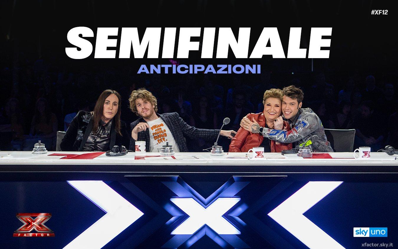 #XF12 - La Semifinale stasera su Sky Uno con tema «Un Mare da Salvare»