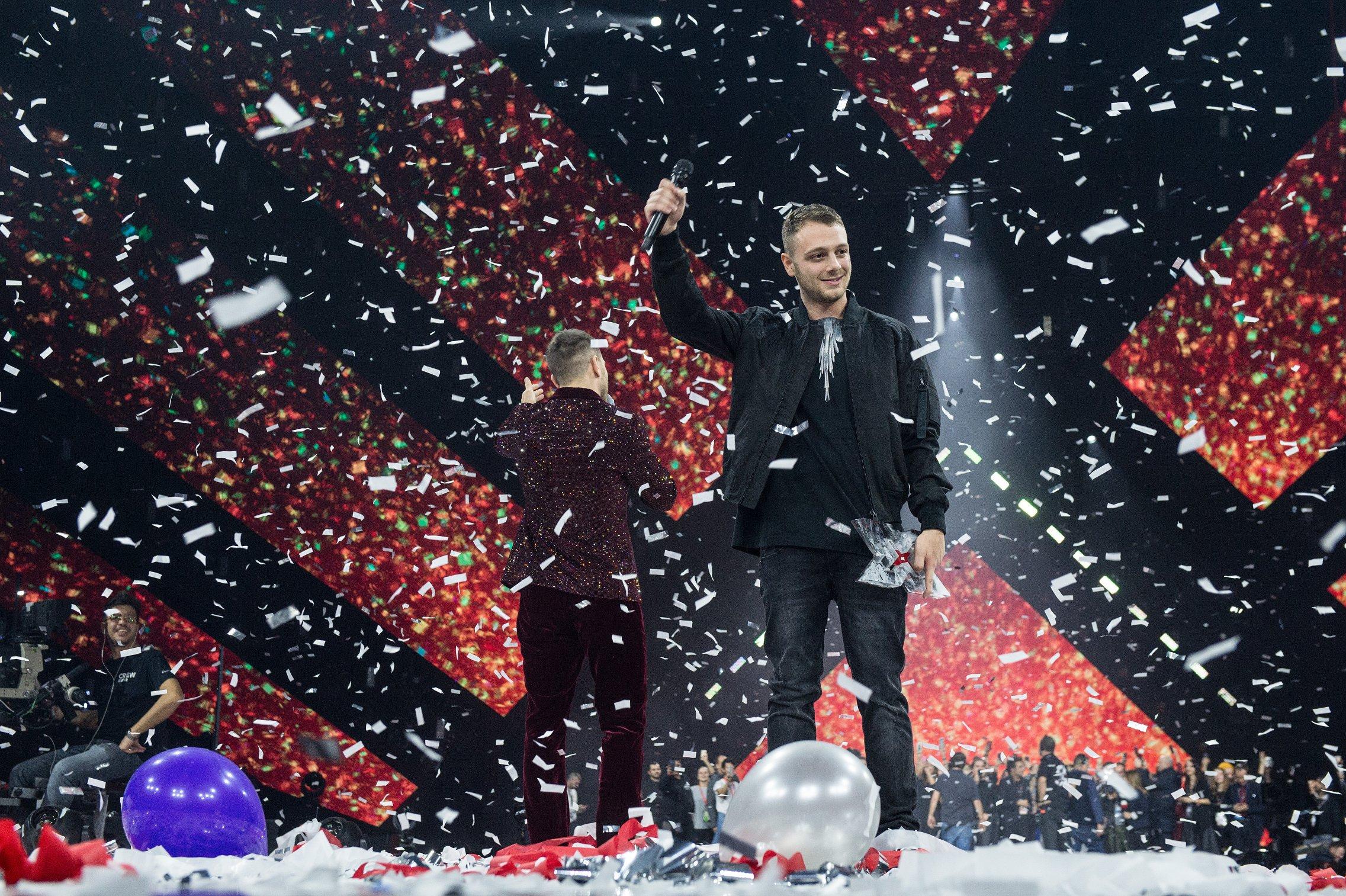 Anastasio al top nella finale di X Factor Italia più vista di sempre del talent Sky