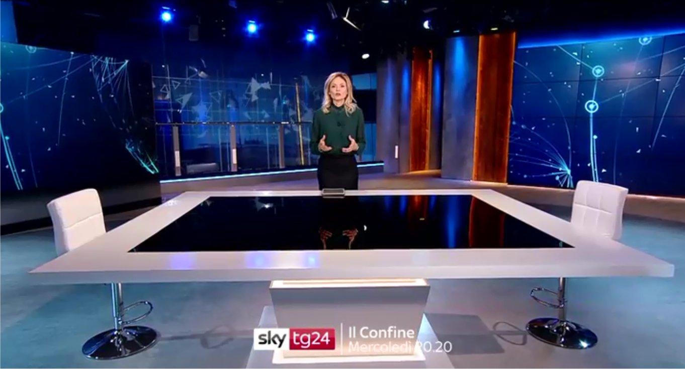 Il Confine, su Sky TG24 cosa pensano gli italiani dei grandi temi che dividono il paese