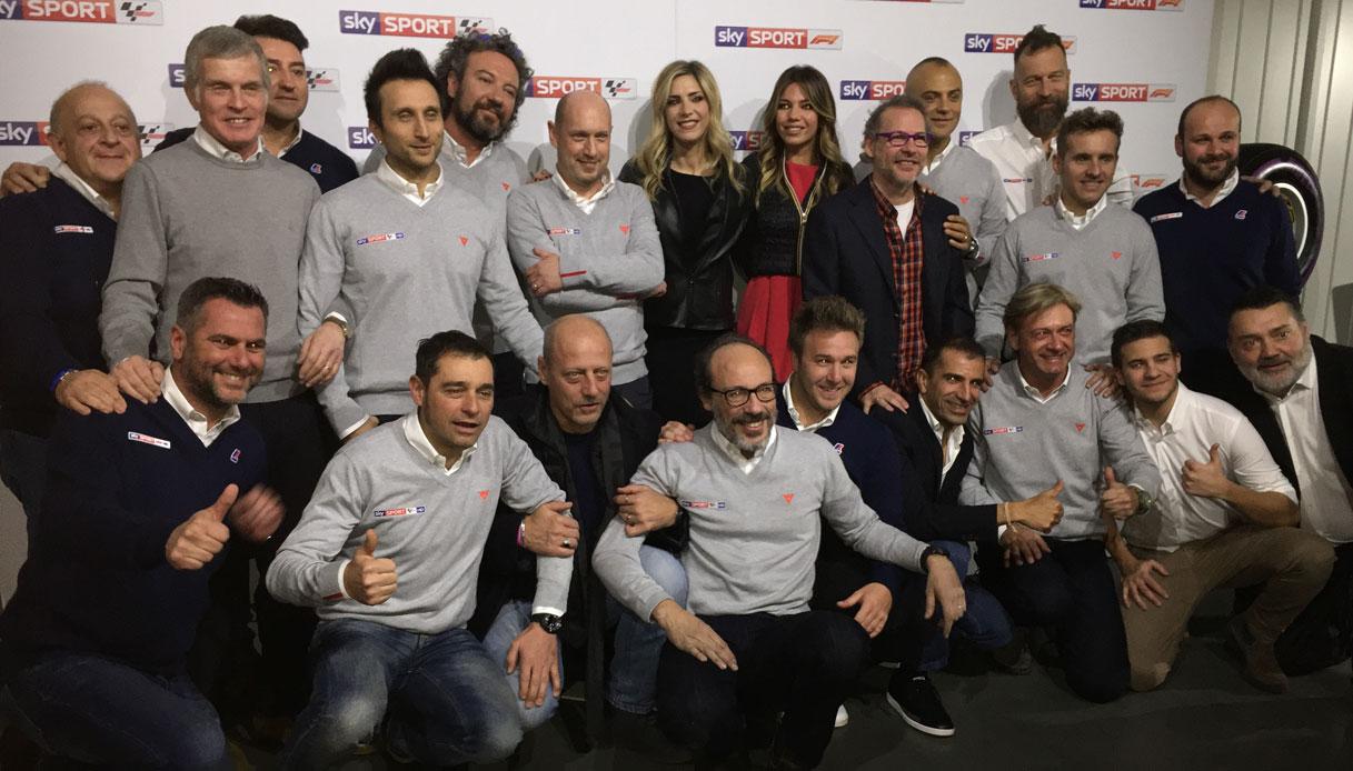 I Motori nel Natale Sky Sport, tanti speciali per rivivere la stagione 2018 MotoGP e F1