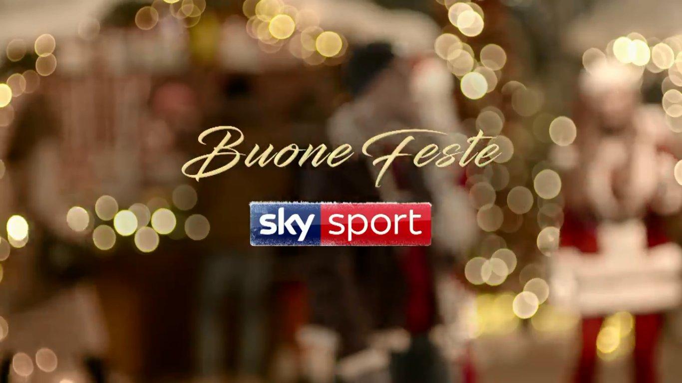 SKY Sport Natale 2018, Tutti gli eventi in diretta dal 21 Dicembre al 6 Gennaio