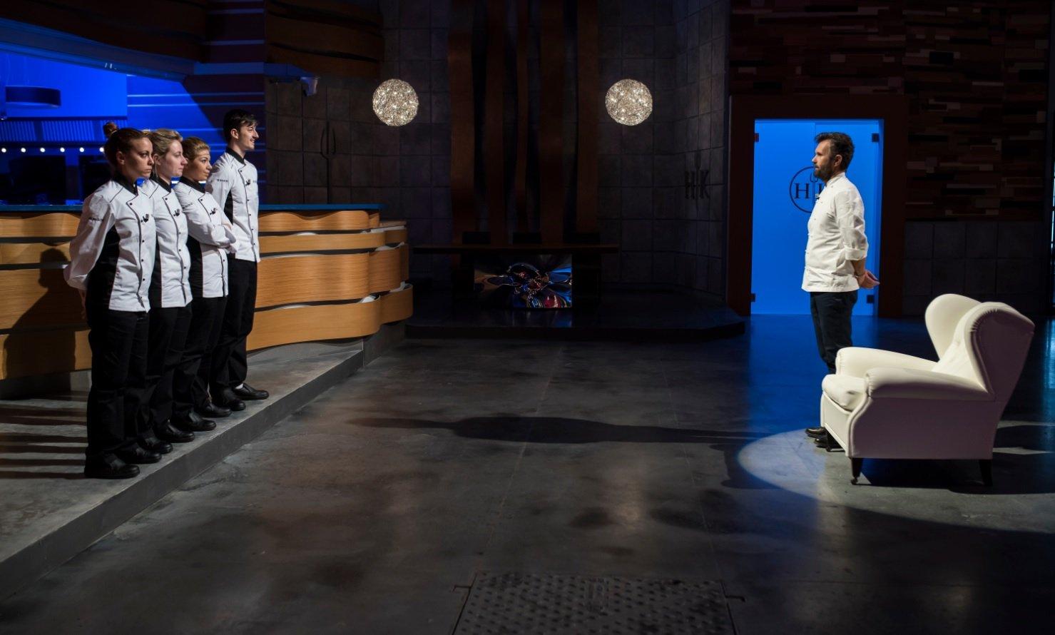 Sky Uno, stasera la finalissima di Hell's Kitchen Italia 2018 con Carlo Cracco