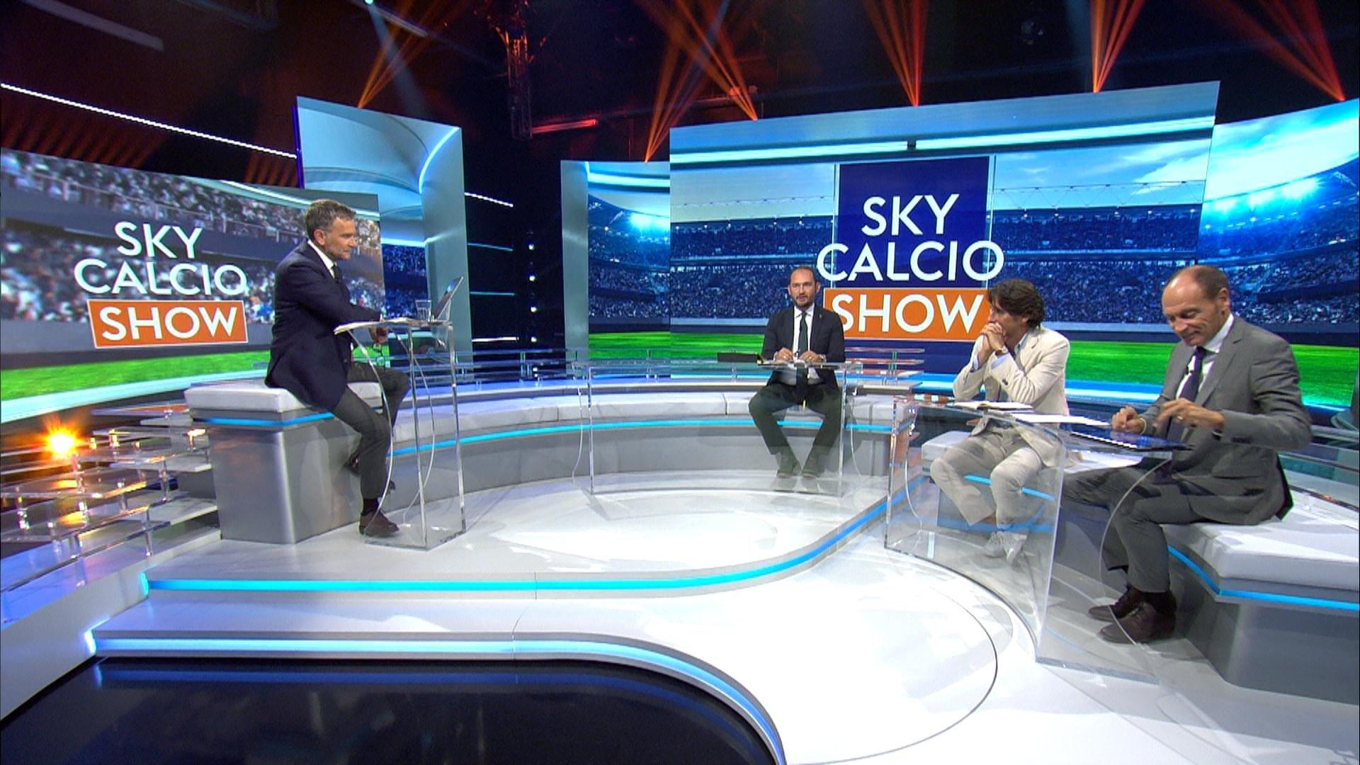 Solo su Sky Sport Serie A i top match Roma-Milan, Napoli-Juventus e Milan-Inter