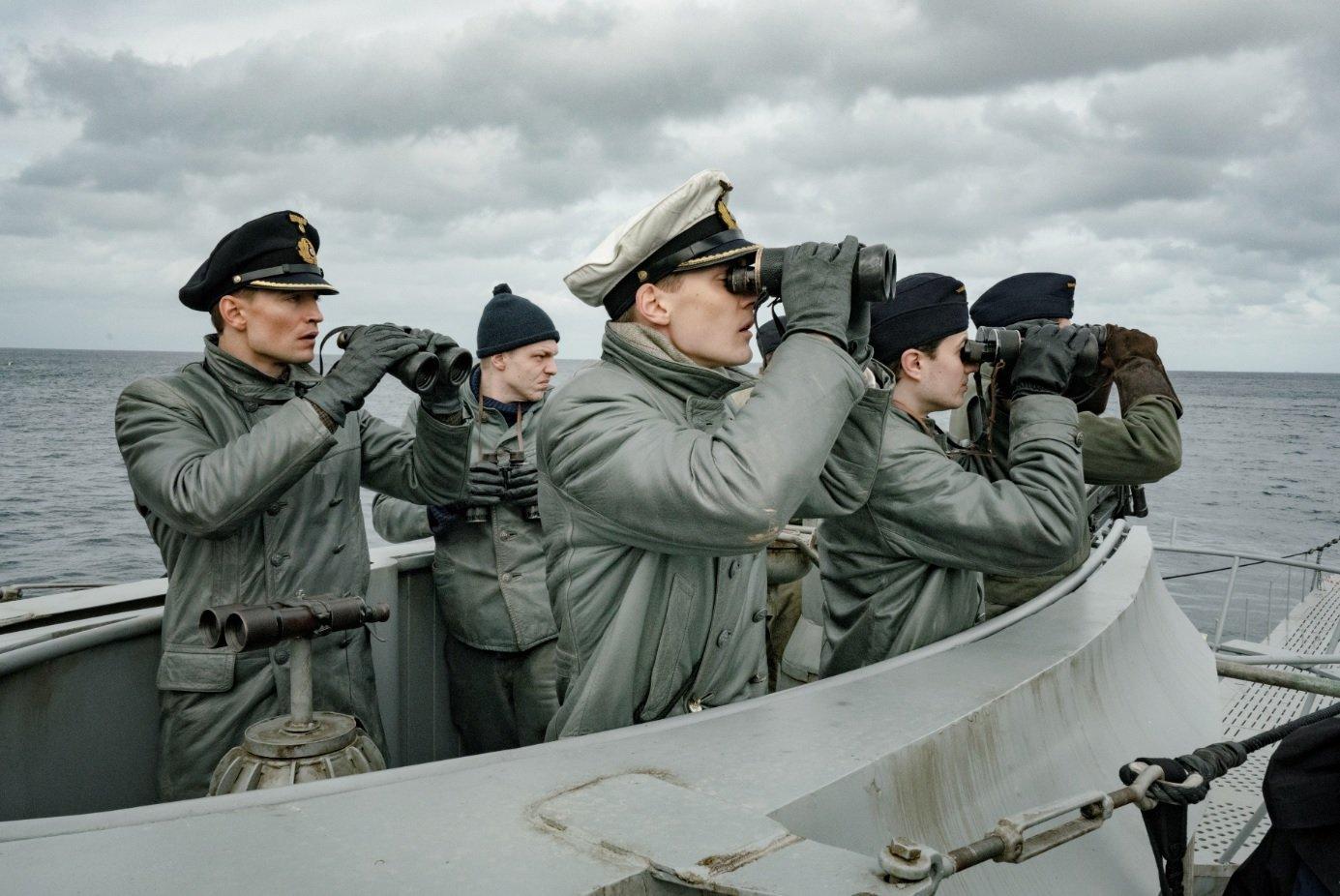 Das Boot, la produzione originale Sky Atlantic durante la 2a Guerra Mondiale