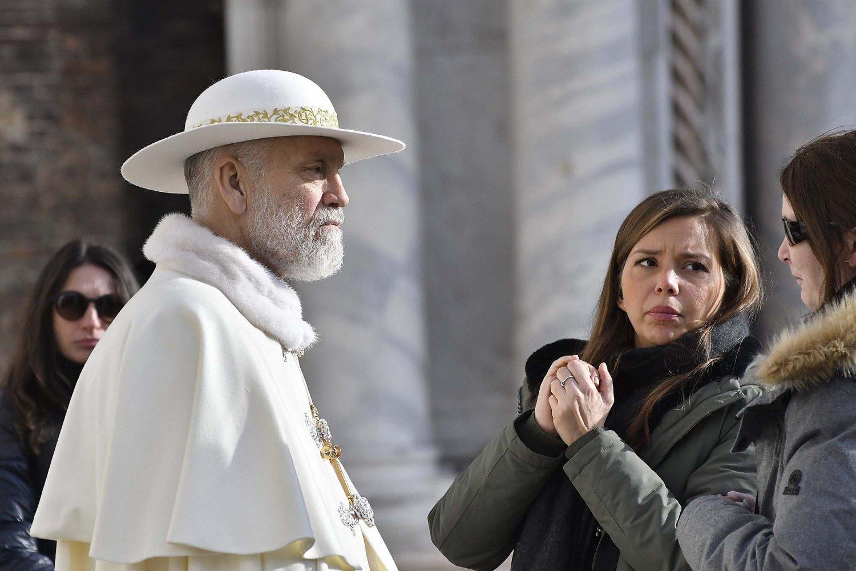 Prime riprese esterne a Venezia per il «nuovo Papa» di Sorrentino