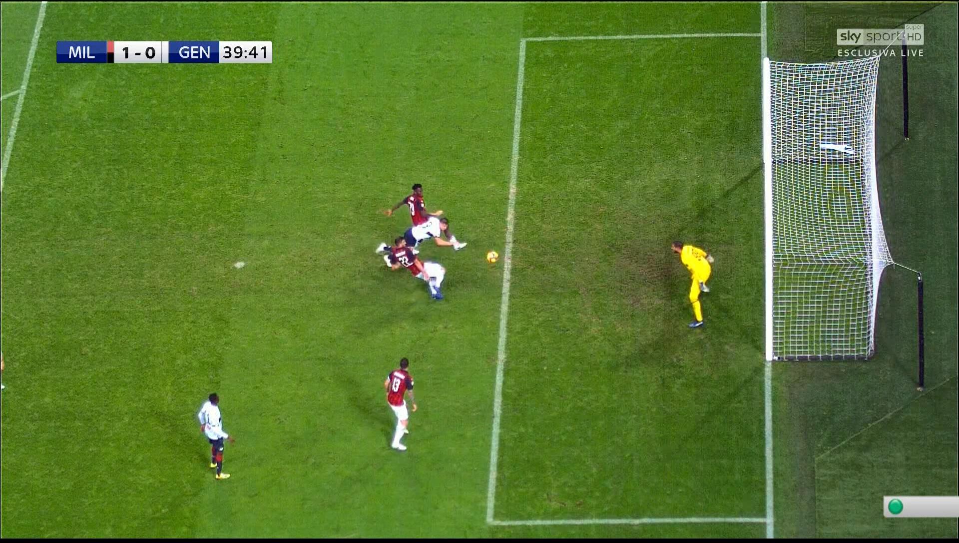 Paolo Condò: «Gli interessi Sky sono quelli dei tifosi di Genoa e Milan».