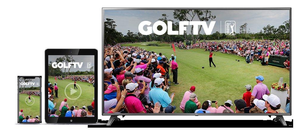 GOLFTV, copertura live gratuita sui social dei tornei della settimana in corso