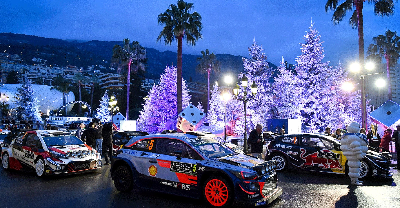 DAZN scalda i motori con il 2019 FIA World Rally Championship