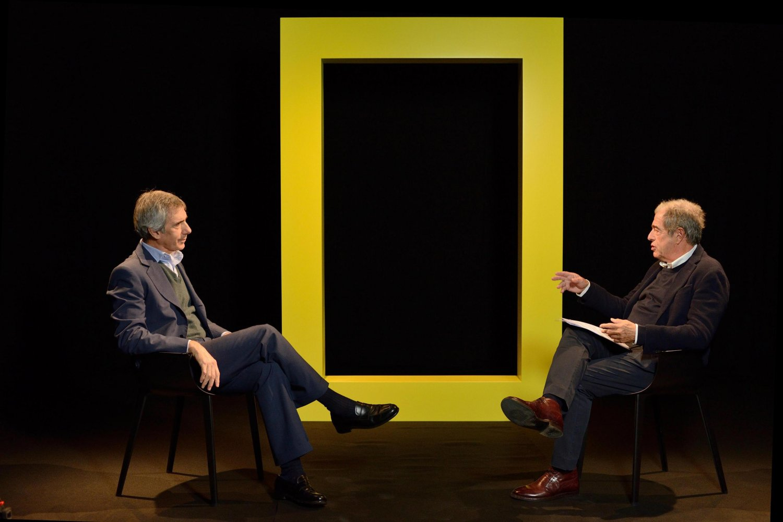 Green Leader, Minoli incontra su National Geographic i leader delle aziende