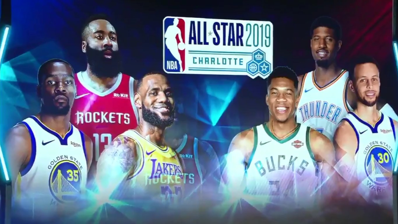 All Star Game 2019, lo spettacolo del basket NBA stanotte su Sky Sport