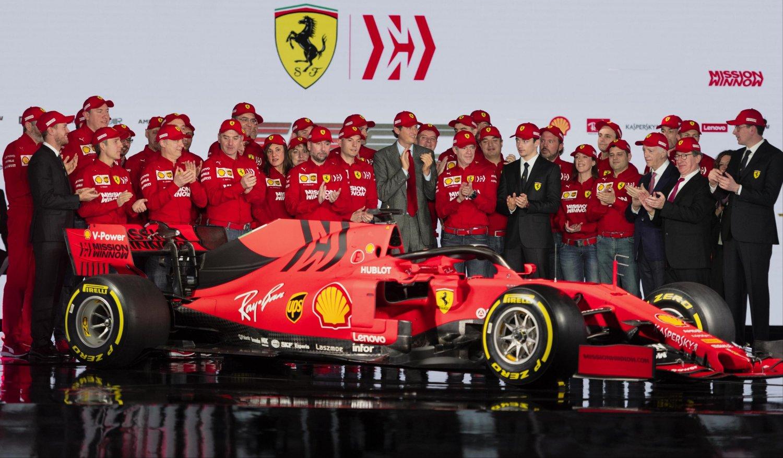 Formula 1 2019, test di Barcellona in diretta su Sky Sport