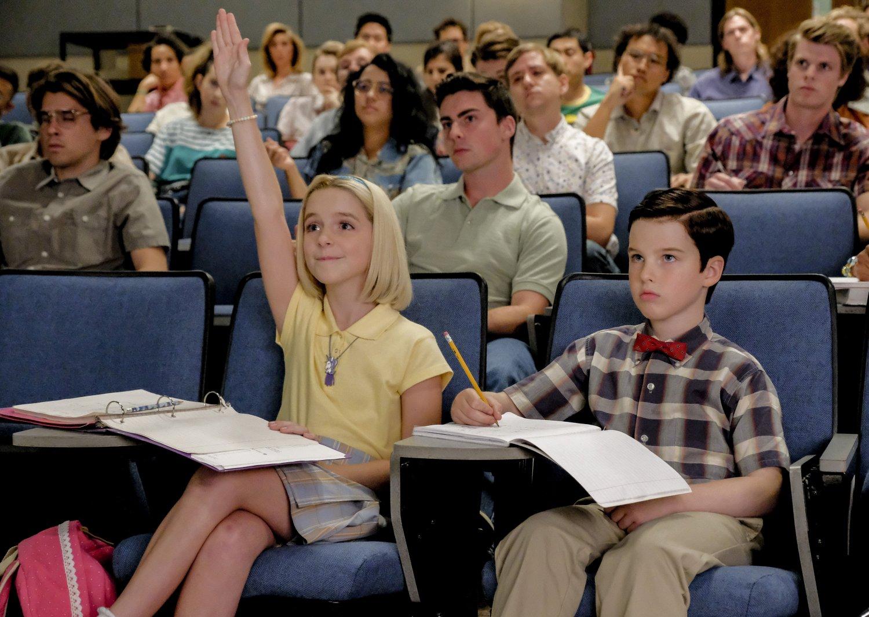 Young Sheldon, la seconda stagione da stasera su JOI