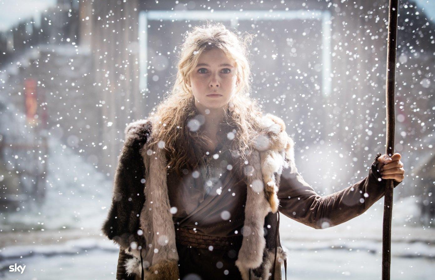 Britannia, le prime foto della seconda stagione della produzione originale Sky