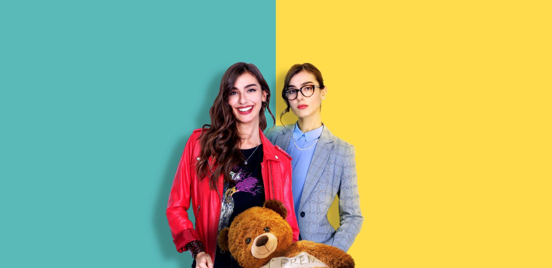 Due gemelle, una sorella e un orsacchiotto, su FoxLife arriva TEDDY