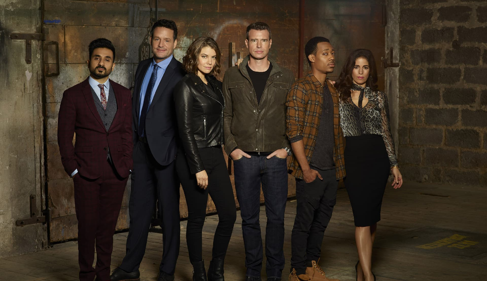Whiskey Cavalier, al via la serie-evento su Premium Crime