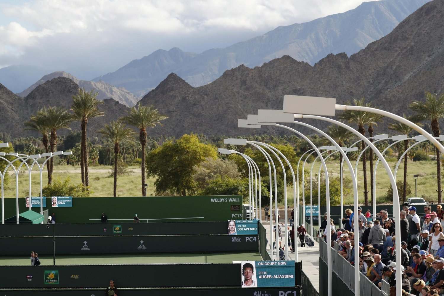 ATP World Tour Masters 1000, in esclusiva su Sky Indian Wells (7-17 marzo 2019)