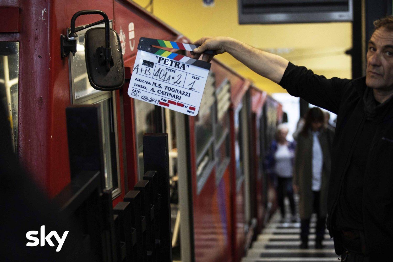 Iniziate  le riprese di Petra, nuova produzione originale Sky con Paola Cortellesi