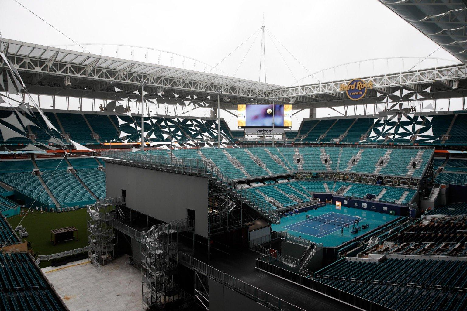 ATP World Tour Masters 1000, in esclusiva su Sky Miami (20 - 31 marzo 2019)