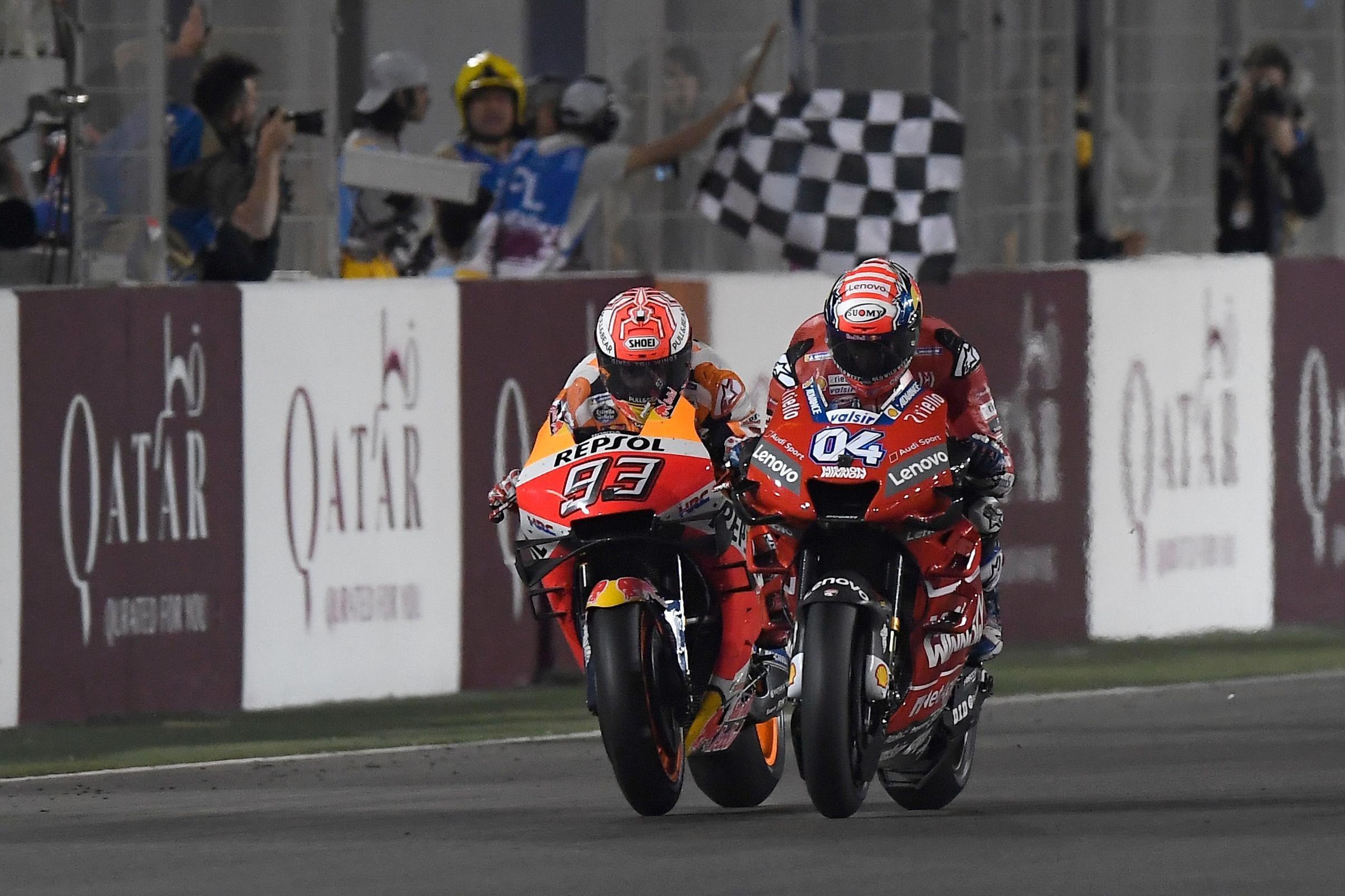 Dovizioso compie 33 anni, programmazione dedicata su Sky Sport MotoGP