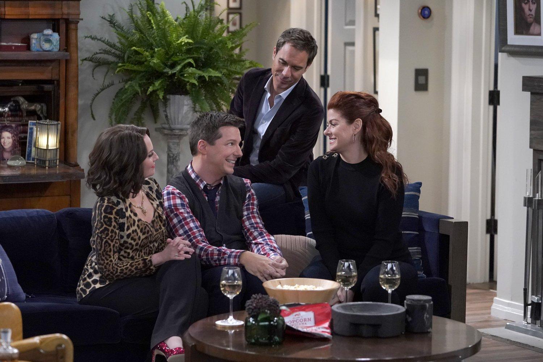 Tornano su JOI (Premium Mediaset) i nuovi episodi di «Will & Grace»