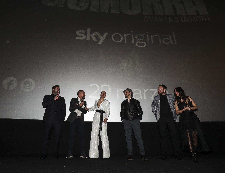 Gomorra 4, oltre 1 milione per esordio su Sky Cinema e Sky Atlantic