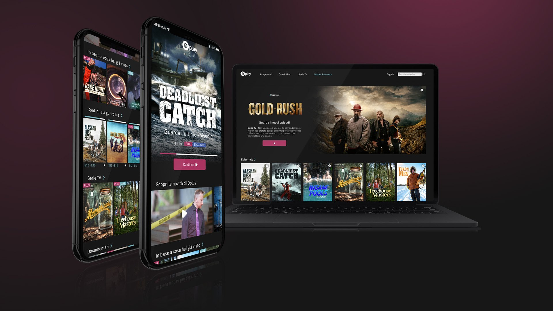 Discovery presenta DPlay Plus, offerta pay con canali live e archivio on demand